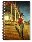 The Wild West Spiral Notebook