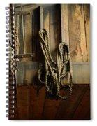 The Wonder Of Light Spiral Notebook