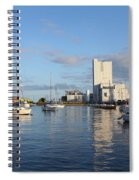The Yacht Club Spiral Notebook