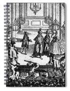 Theater: Covent Garden Spiral Notebook