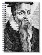 Theodore De B�ze (1519-1605) Spiral Notebook