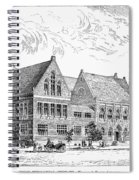 Theological Seminary, 1884 Spiral Notebook