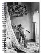Thief Of Bagdad, 1924 Spiral Notebook