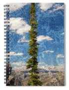 Thin Air Spiral Notebook