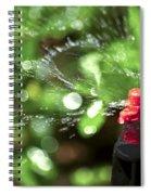 Thirsty Spiral Notebook