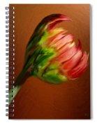 This Broken Blossom Spiral Notebook