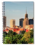 This Is My Town - Buffalo Spiral Notebook