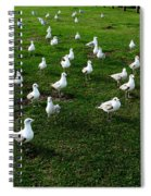 This Meeting Is Now Called To Order Spiral Notebook