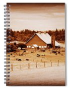 This Old Farm IIII Spiral Notebook