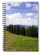 This Way To Eagle Nest - Vail Spiral Notebook