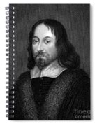 Thomas Browne (1605-1682) Spiral Notebook