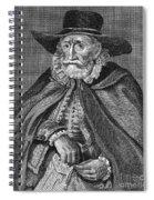 Thomas Hobson (1544-1631) Spiral Notebook