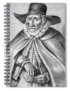 Thomas Hobson (c1544-1631) Spiral Notebook