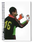 Thomas Nkono Spiral Notebook