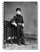 Thomas Tad Lincoln Spiral Notebook