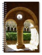 Thoronet Chapter House Spiral Notebook
