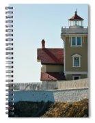 Three Brothers Island Light Station Spiral Notebook