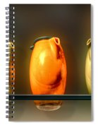 Three Tenors Spiral Notebook