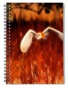Through The Fire Spiral Notebook