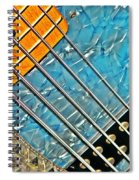 Throwback Axe Spiral Notebook