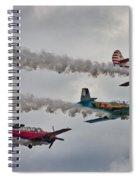 Thunder Spiral Notebook