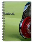 Thunderbird 1 Spiral Notebook
