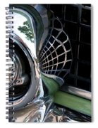 Thunderbird 3 Spiral Notebook