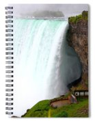 Thundering Force Spiral Notebook