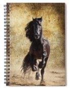 Thundering Stallion Spiral Notebook