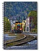 Thurmond Wv Train Spiral Notebook