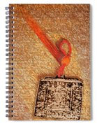 Tibetan Mandala  By Jrr Spiral Notebook