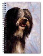 Tibetan Terrier Spiral Notebook