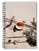 Tidal Treasures Spiral Notebook