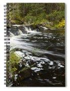 Tidga Creek Falls 1 Spiral Notebook