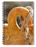 Tie That Binds Us Spiral Notebook