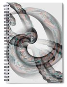 Tied The Knot Spiral Notebook