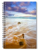 Tied To The Sea Spiral Notebook
