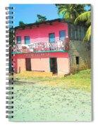 Tienda Las Brisas Spiral Notebook