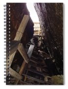 Tight Fit Spiral Notebook