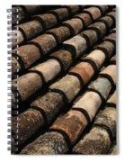 Tile In Dubrovnik Croatia Spiral Notebook
