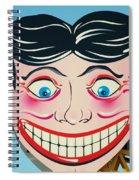 Tillie The Clown Of Coney Island Spiral Notebook