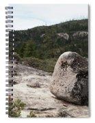 Tilted Rock Spiral Notebook