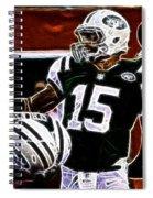Tim Tebow  -  Ny Jets Quarterback Spiral Notebook