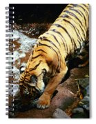 Time For A Drink Spiral Notebook