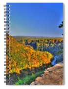 Time Spent Spiral Notebook