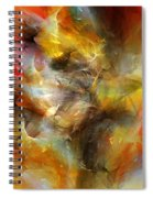 Time Storm Spiral Notebook