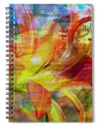 Time To Grow Spiral Notebook