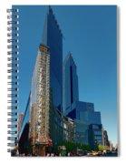 Time Warner Center Spiral Notebook