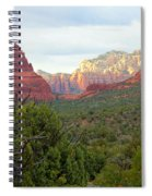 Timeless Sedona Spiral Notebook
