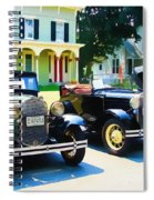 Times Gone By Spiral Notebook